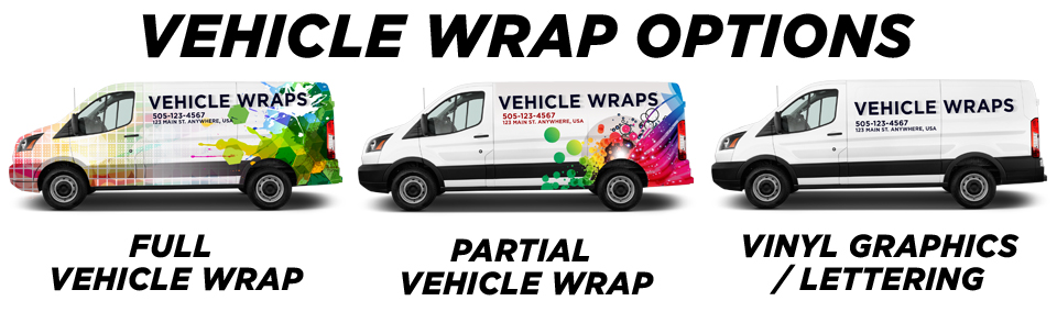 Best Car Wrap Advertising Companies